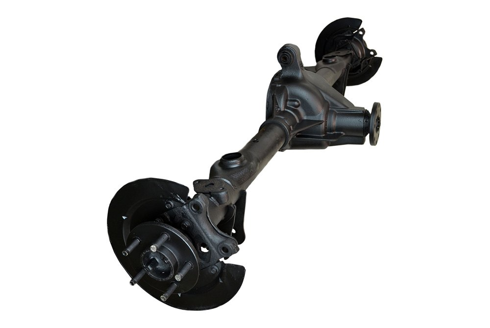 Ford Rear Axle Assembly : Replace ford mustang remanufactured rear axle
