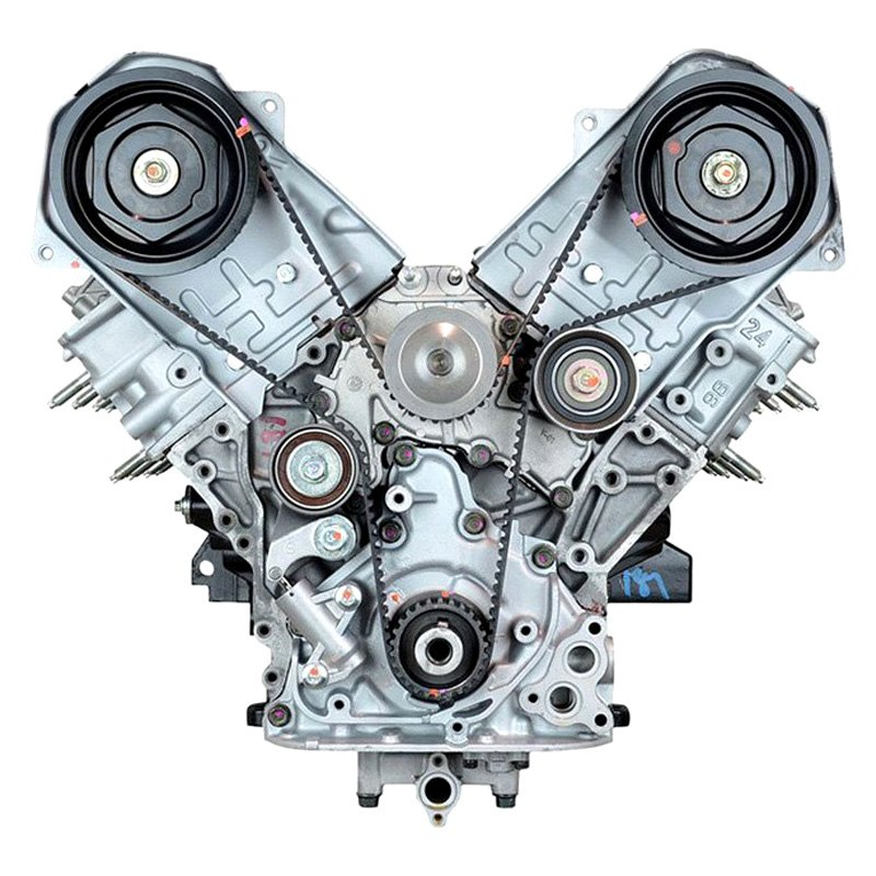 Replace Isuzu Rodeo 1995 Remanufactured Engine Long Block