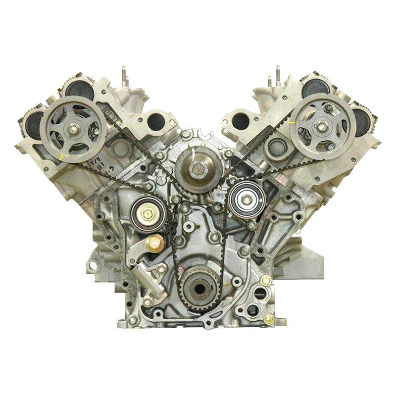 Isuzu Trooper 1998-2002 Replace Remanufactured Engine Long