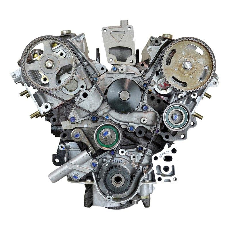F on 2000 Mitsubishi Montero Sport Engine