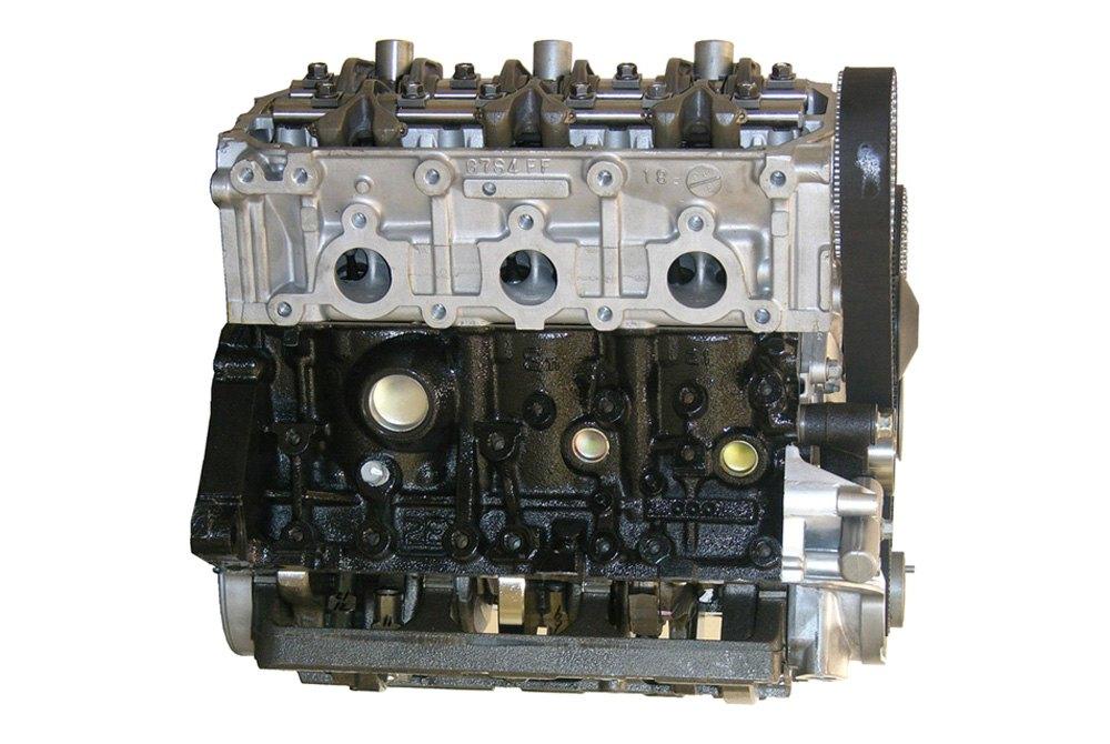 Replace Mitsubishi Eclipse 2003 Remanufactured Engine Long Block