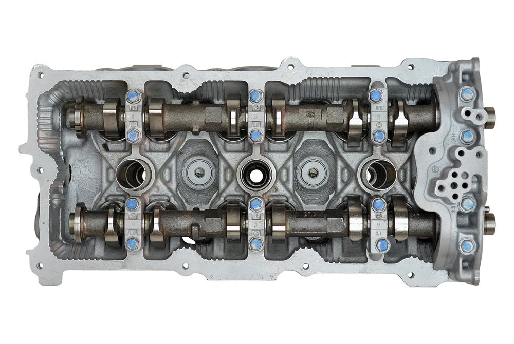 Replace Nissan Altima 2005 Remanufactured Cylinder Head