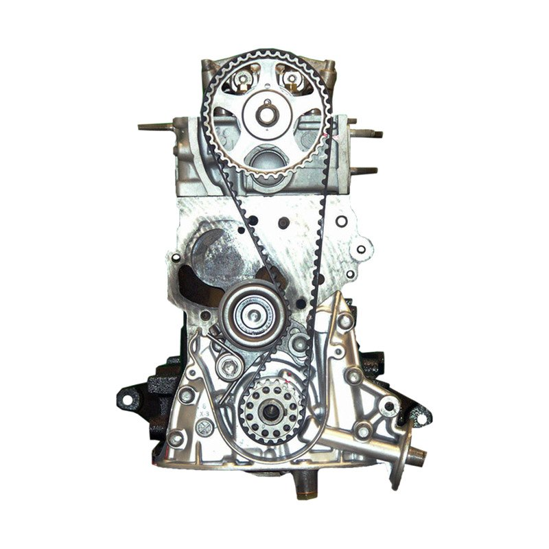 Hyundai Replacement Parts Online: Hyundai Accent 2002 Remanufactured Engine Long