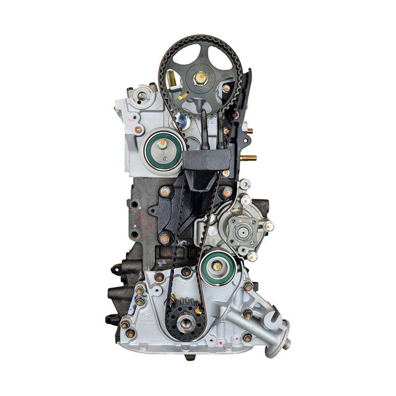 Replace® - Kia Sportage 2005 Remanufactured Engine Long Block