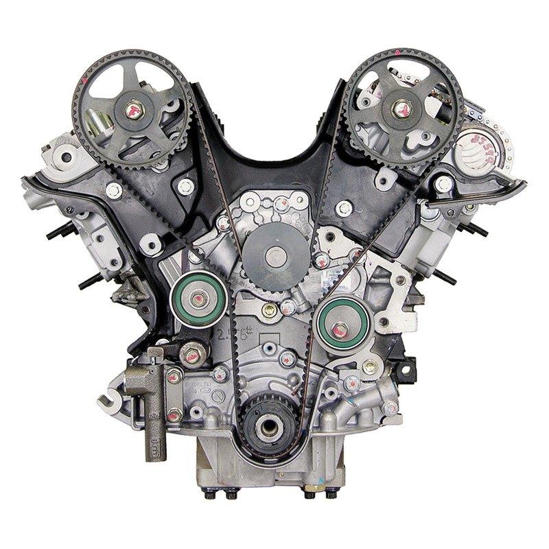 Hyundai Replacement Parts Online: Hyundai Santa Fe 2001 Engine Long Block