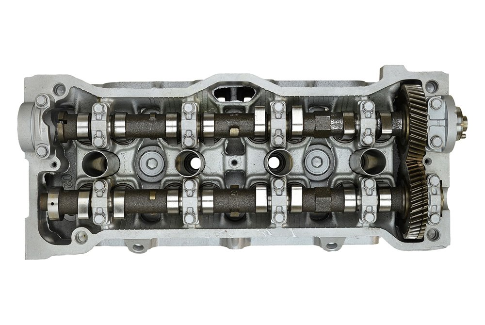 Replace Toyota Corolla 1 6l 4afe Engine 1990 1991 Cylinder Head