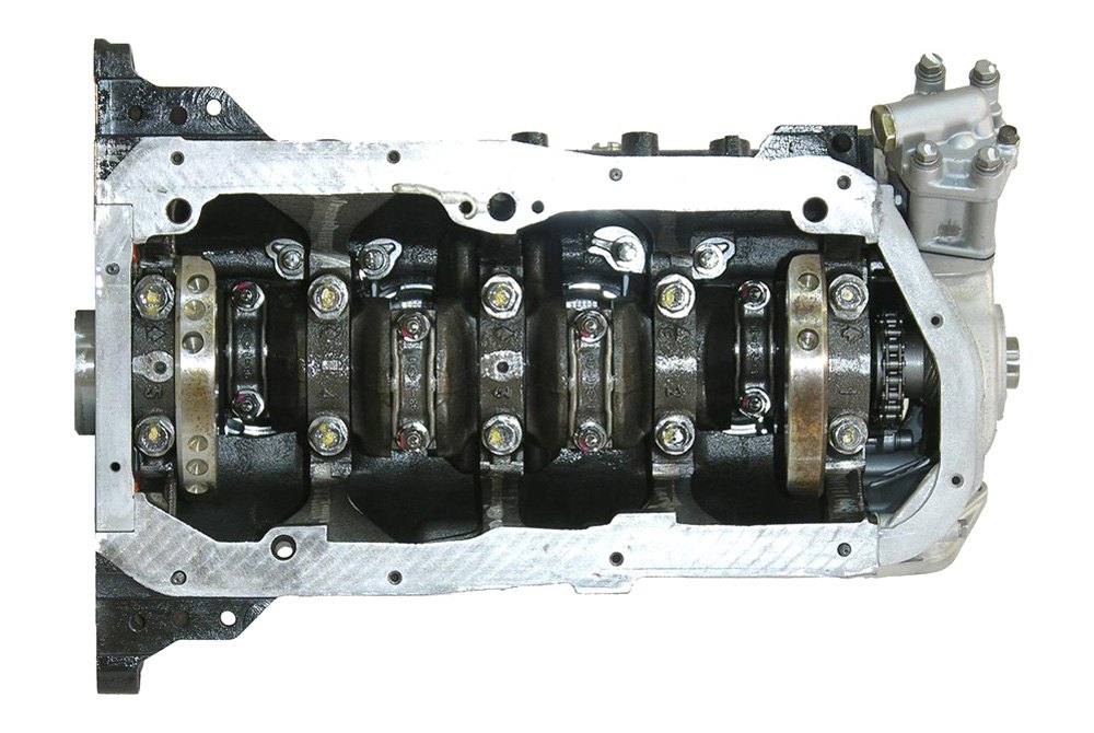 replace nissan frontier   remanufactured engine long block