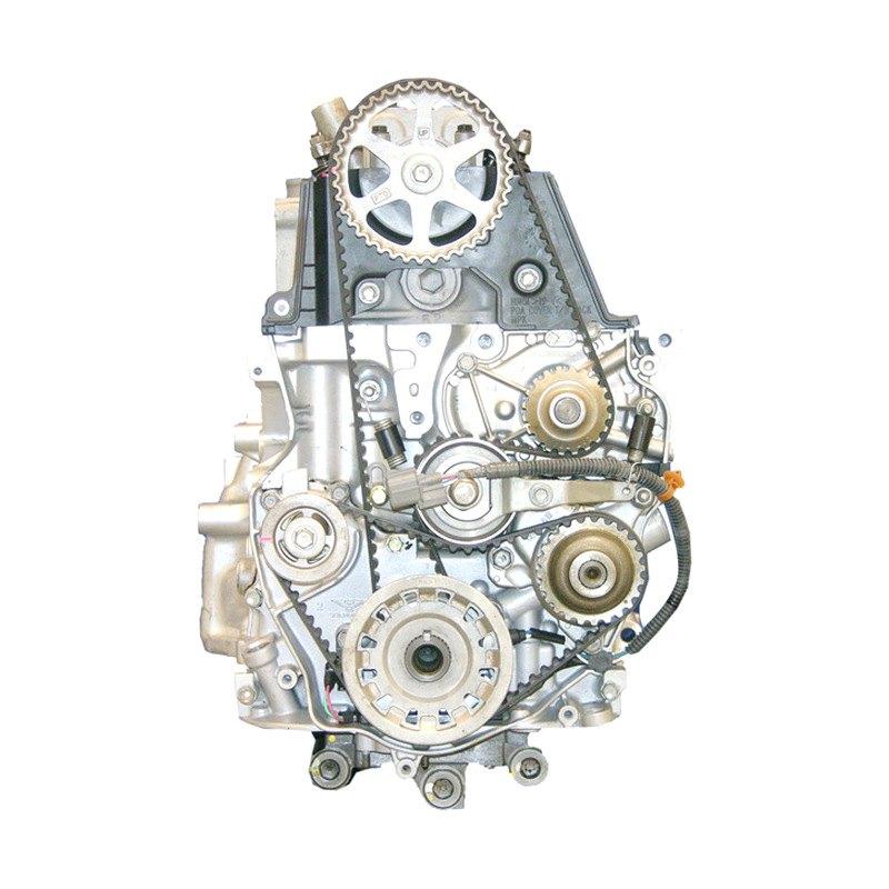 Replace® - Honda Accord 1997 Remanufactured Long Block Engine
