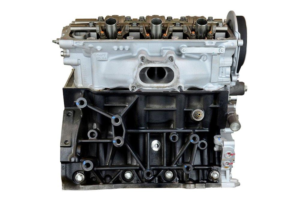 replace honda pilot crank cast rdj  remanufactured engine long block