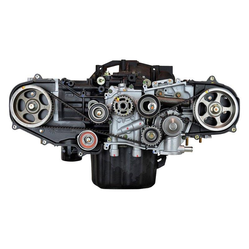 Replace Subaru Impreza 1995 Remanufactured Engine Long