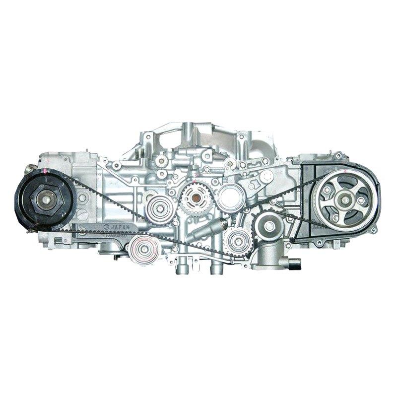 Replace Subaru Legacy 1998 Remanufactured Engine Long Block