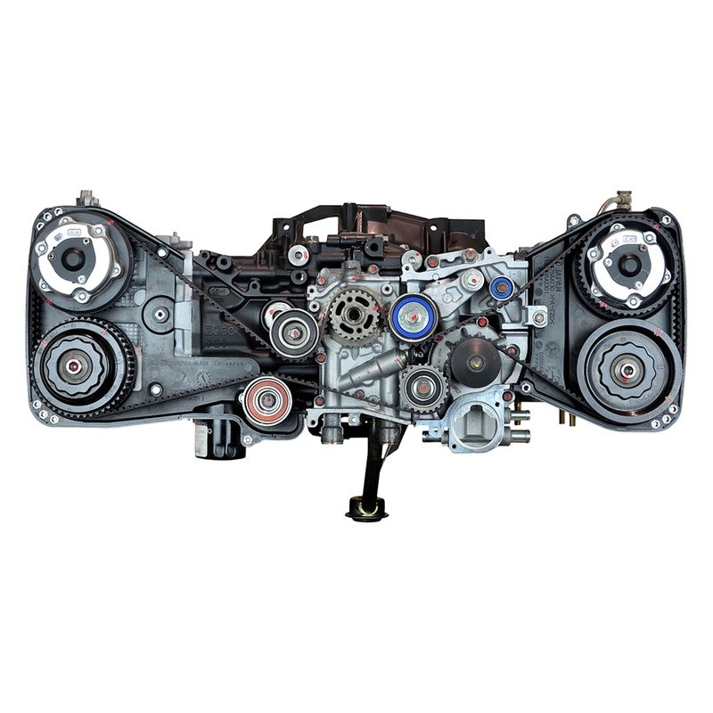 Replacement Engine Parts: Subaru WRX 2006 Remanufactured Long Block Engine