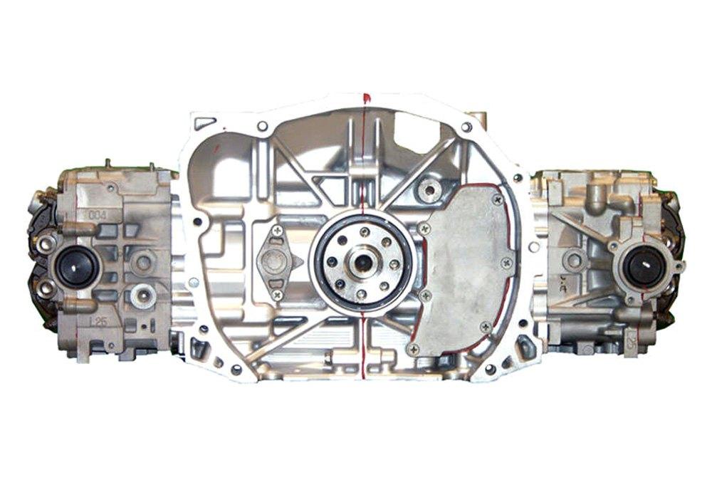Replace Subaru Outback 2 5l 2002 Remanufactured Engine