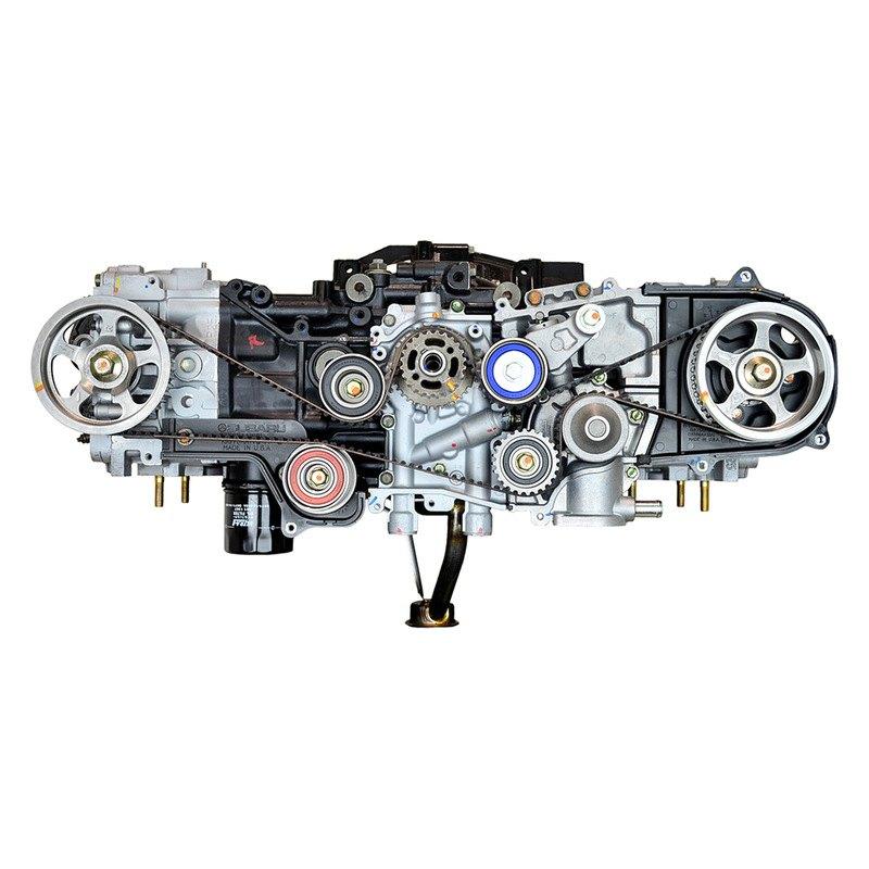 Replace Subaru Legacy 2005 Remanufactured Engine Long Block