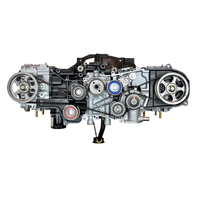 Replacement Engine Parts: Subaru Outback 2.5L Without EGR Right Head Cast
