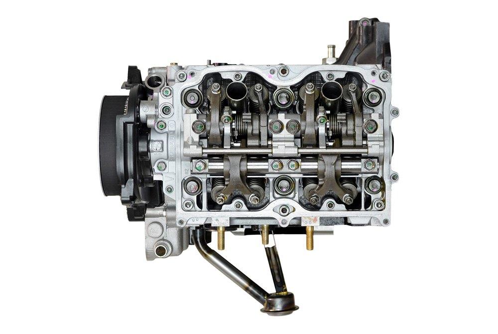 Replace Subaru Outback 2 5l 2008 Remanufactured Engine Long Block