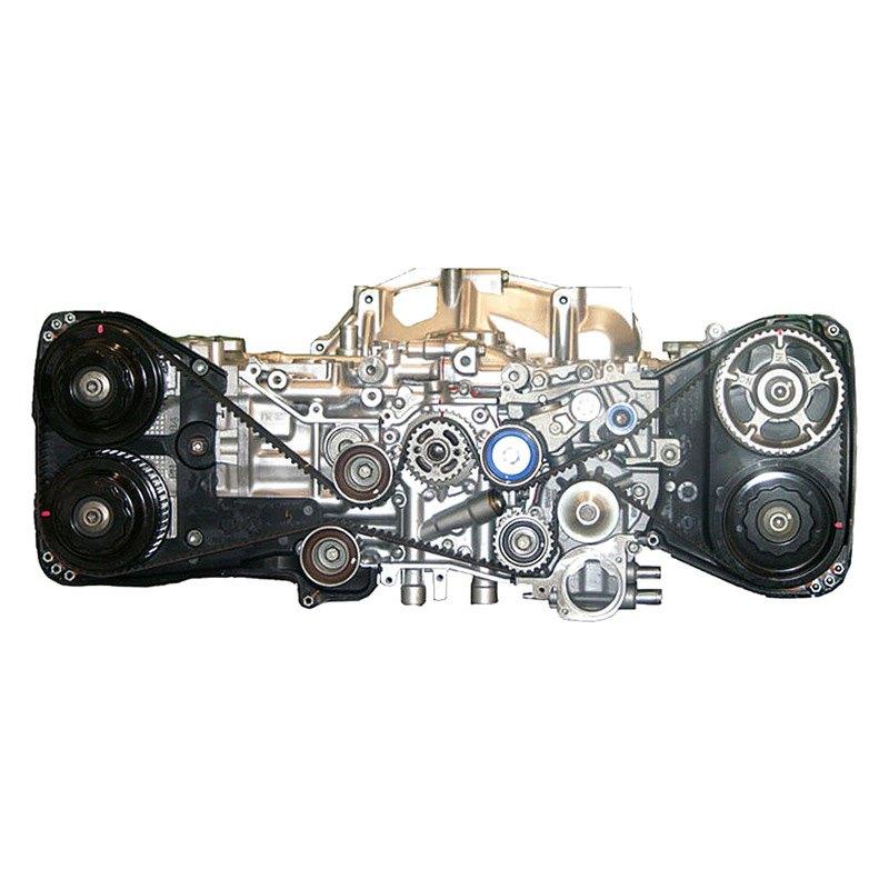 Replace Subaru Wrx Right Head Cast Rh S20 Block Cast