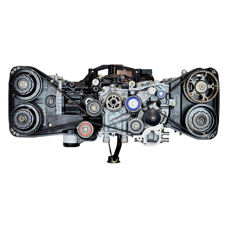 Replace Subaru Wrx 2005 Remanufactured Engine Long Block