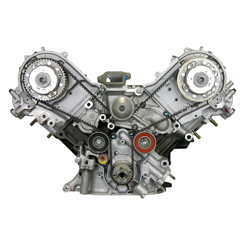 Replace® 853A - Remanufactured Long Block Engine