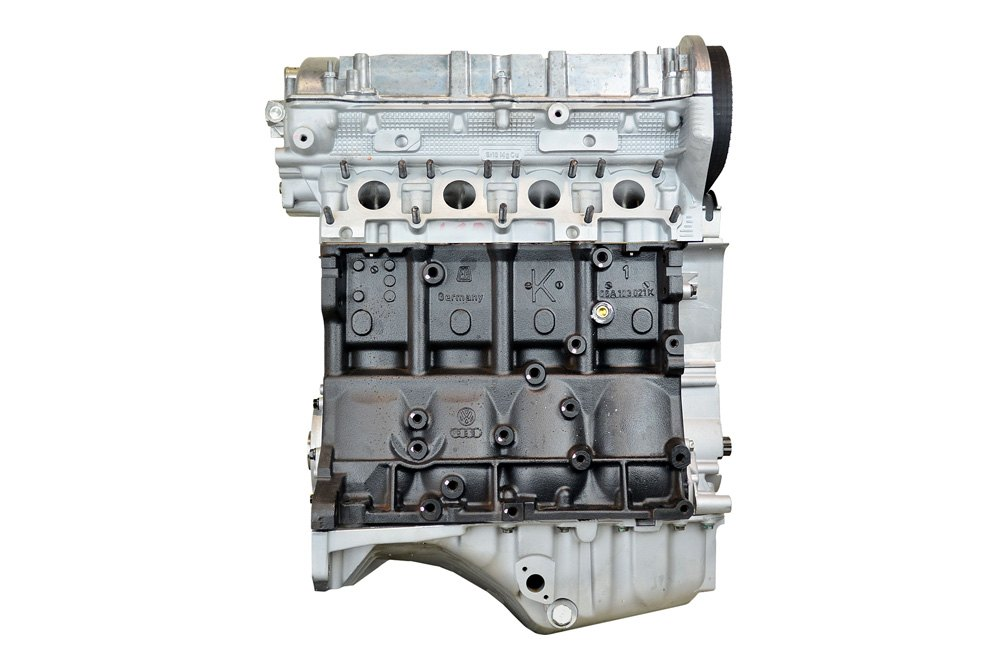 Replace Volkswagen Passat 1 8l Block Cast Awm 2003 Remanufactured Engine Long Block