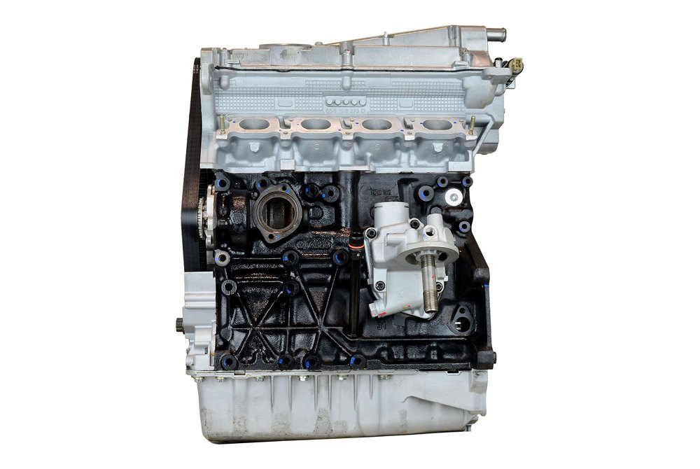 Replace Volkswagen Beetle 2003 Remanufactured Engine Long Block