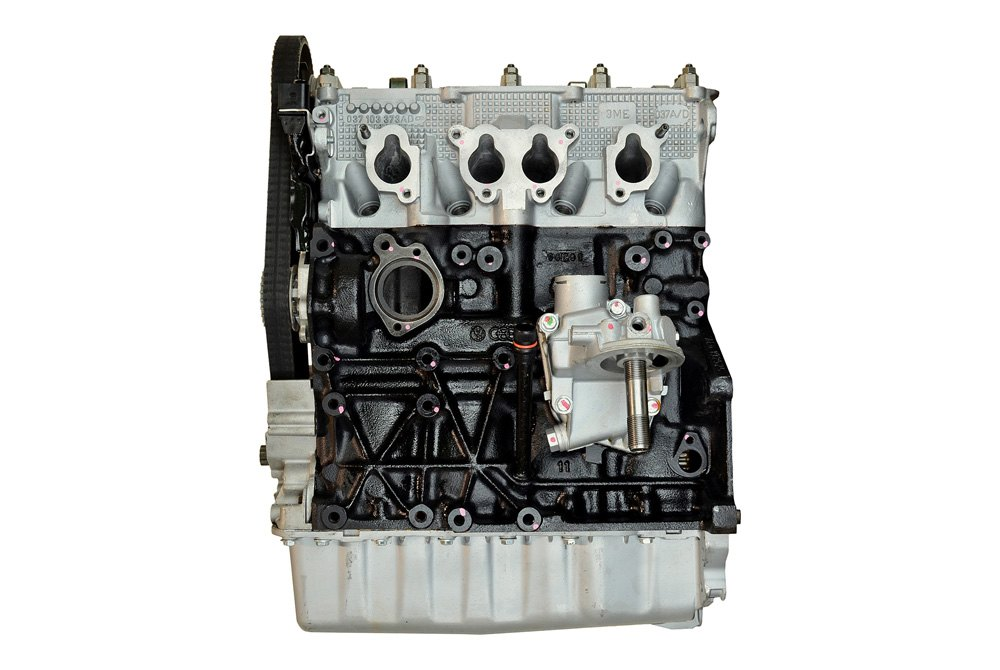 Replace Volkswagen Beetle 2000 Remanufactured Engine Long Block