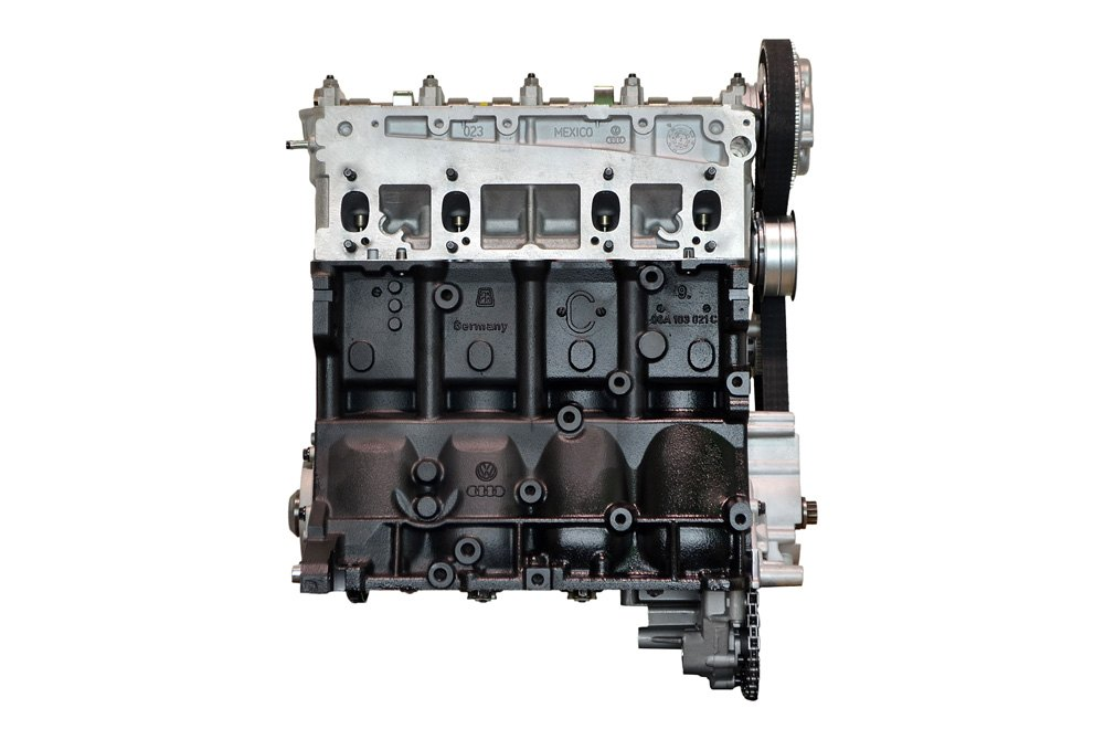 Replace Volkswagen Jetta 2004 Remanufactured Engine Long Block