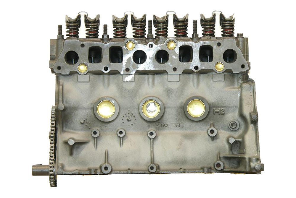 Replace Jeep Cherokee 1986 Remanufactured Engine Long Block