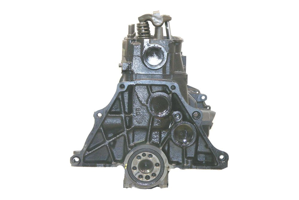 Replace 174 Jeep Wrangler 1989 Remanufactured Long Block Engine