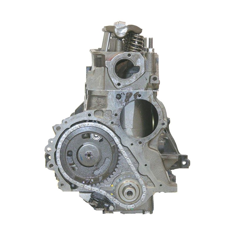 Replacement Engine Parts: Jeep Wrangler 1989 Remanufactured Long Block Engine