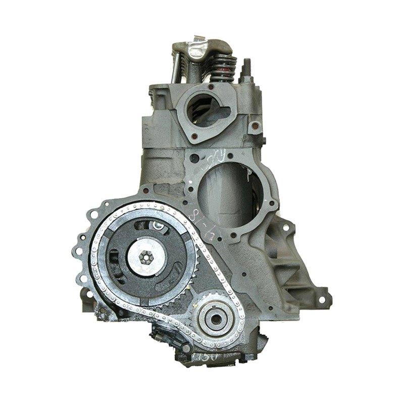 Replacement Engine Parts: Dodge Dakota 2002 Engine Long Block