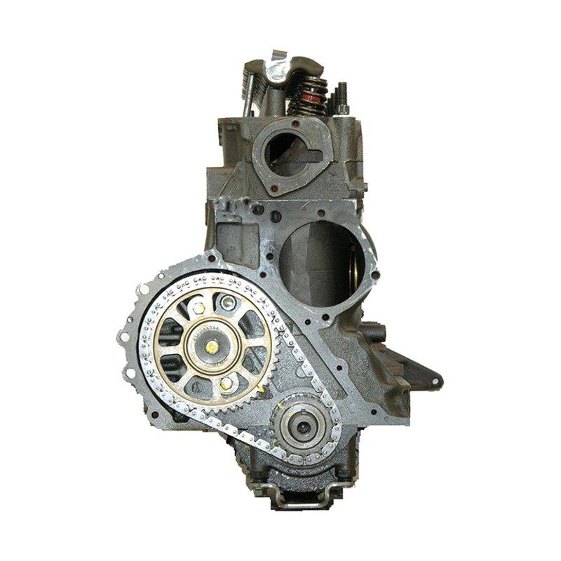 Jeep Wrangler 1999 Remanufactured Engine Long