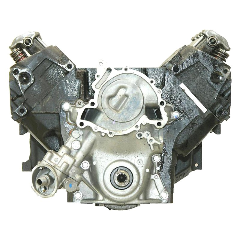 Replacement Engine Parts: Cadillac Fleetwood 1982 Remanufactured Long
