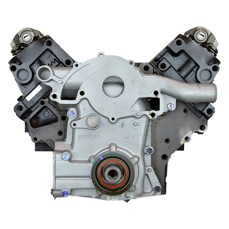 Replace Db57 Remanufactured Engine Long Block