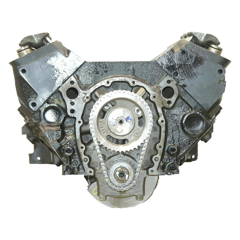 Replace Chevy El Camino 1985 Remanufactured Engine Long Block