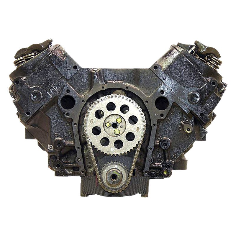 Replace Dc52 Remanufactured Engine Long Block