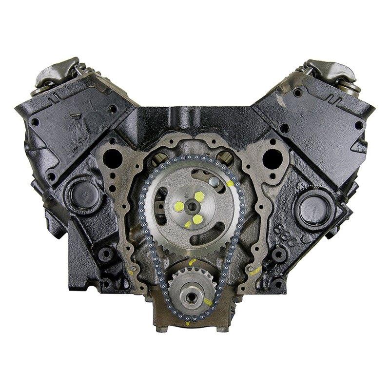 replace 174 gmc b series 1986 1990 remanufactured engine block