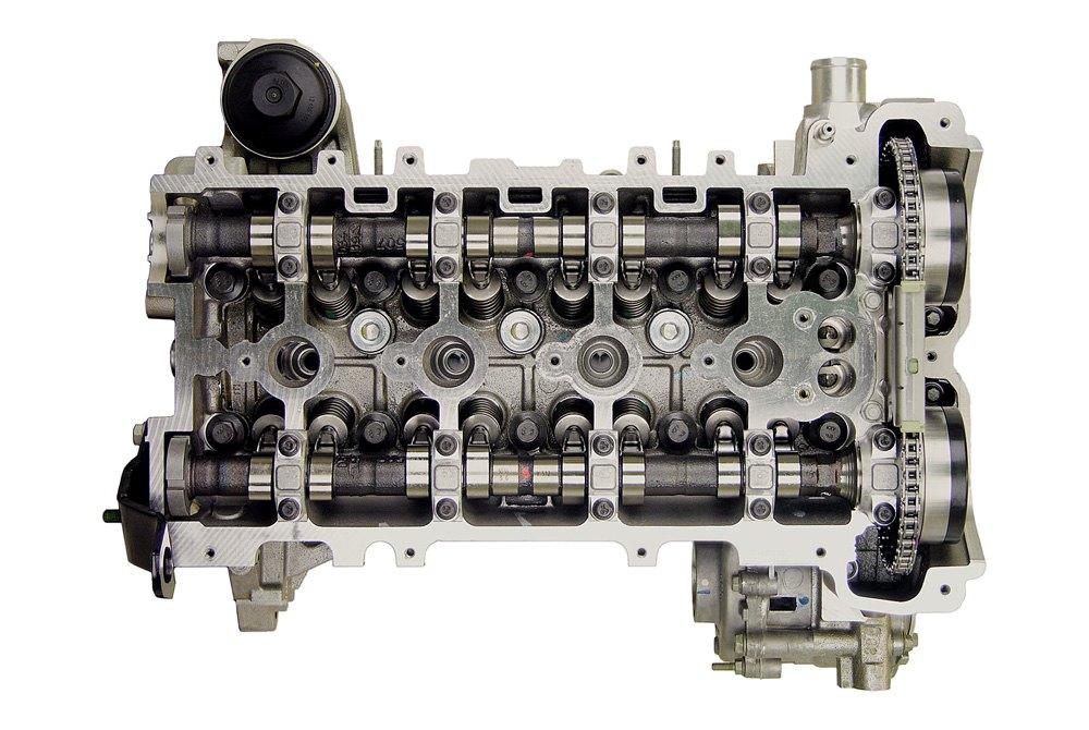 Replace® - Pontiac G6 2008 Remanufactured Long Block Engine
