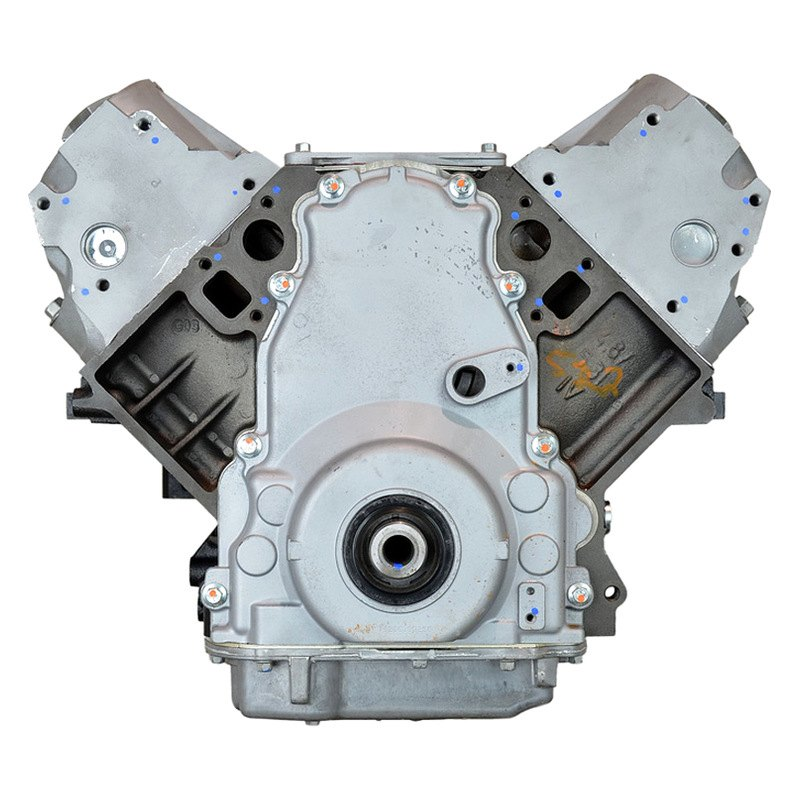 Replacement Engine Parts: Chevy Tahoe 2007 Long Block Engine