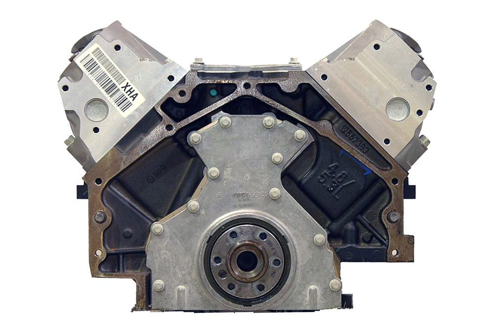 Replace Chevy Suburban 2001 Remanufactured Engine Long