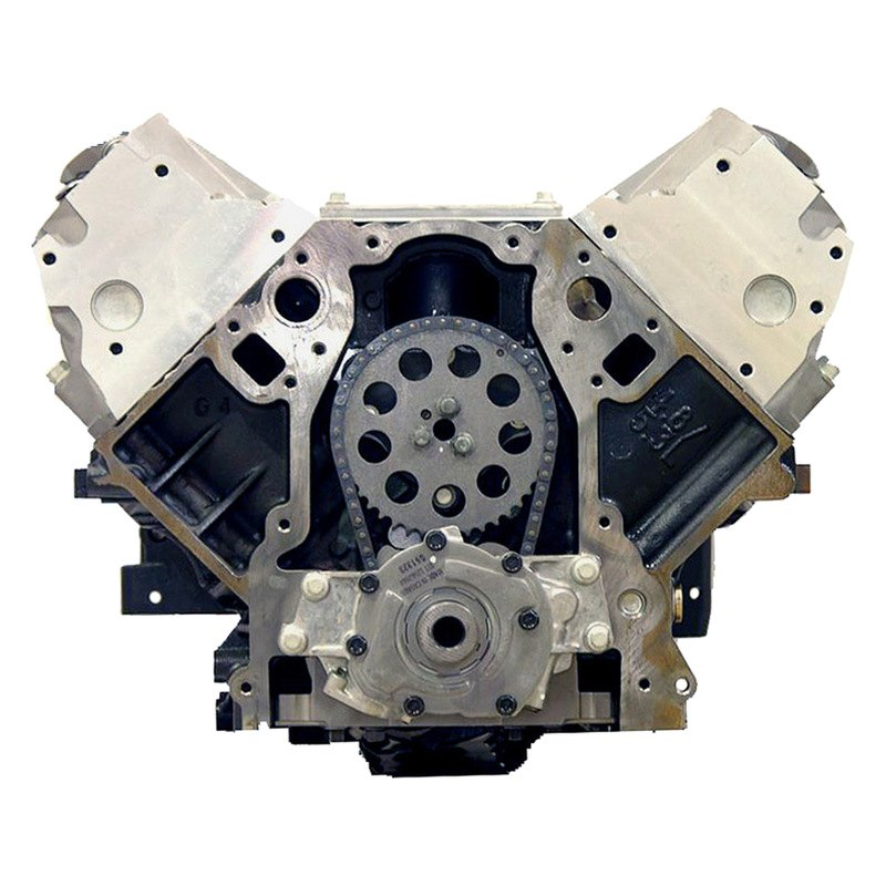dct8 replace® dct8 remanufactured long block engine