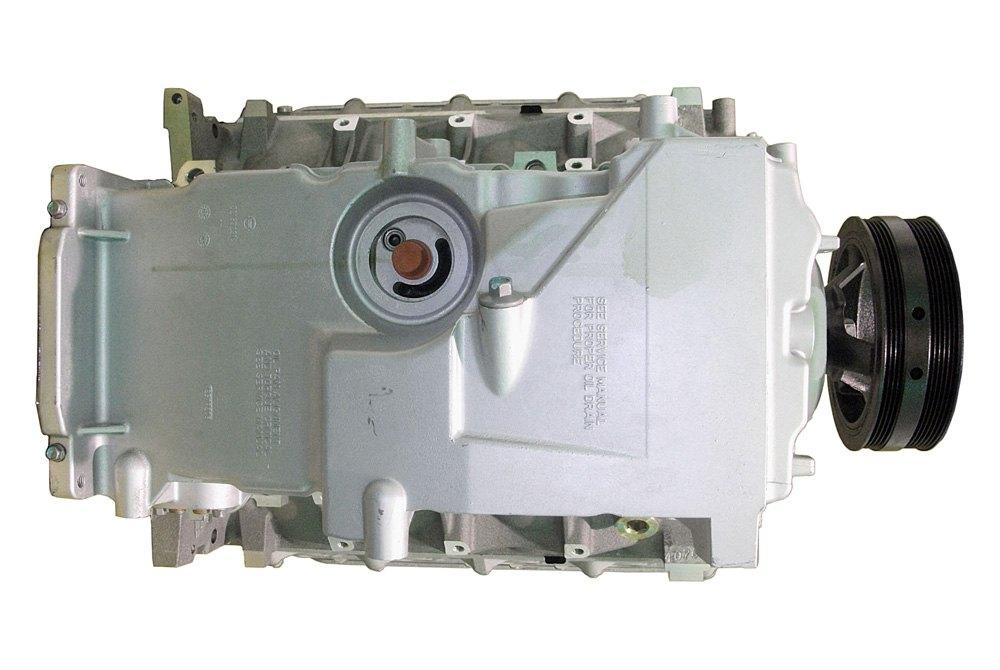 2004 Chevrolet Trailblazer Engine Motor Mount Change