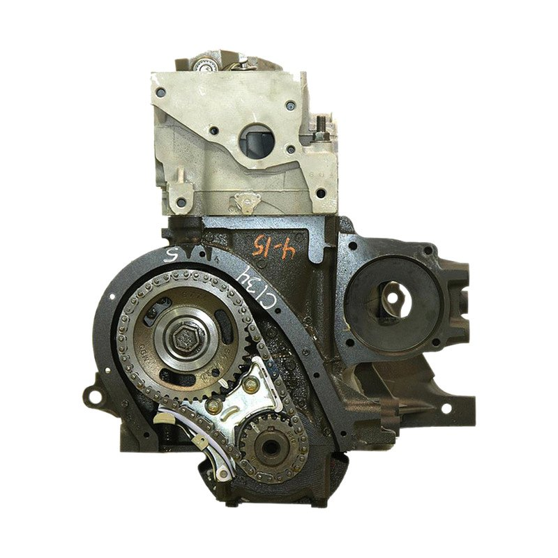 Replace Chevy Cavalier 2000 Remanufactured Engine Long
