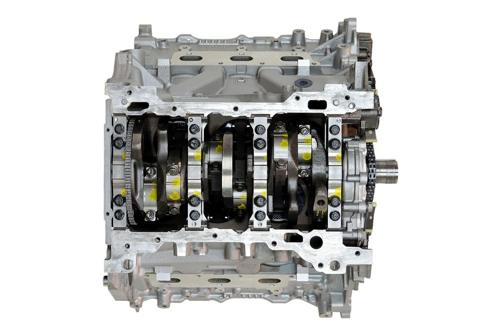 for cadillac cts 2007 2009 replace dcva remanufactured engine long block 653517306648 ebay. Black Bedroom Furniture Sets. Home Design Ideas