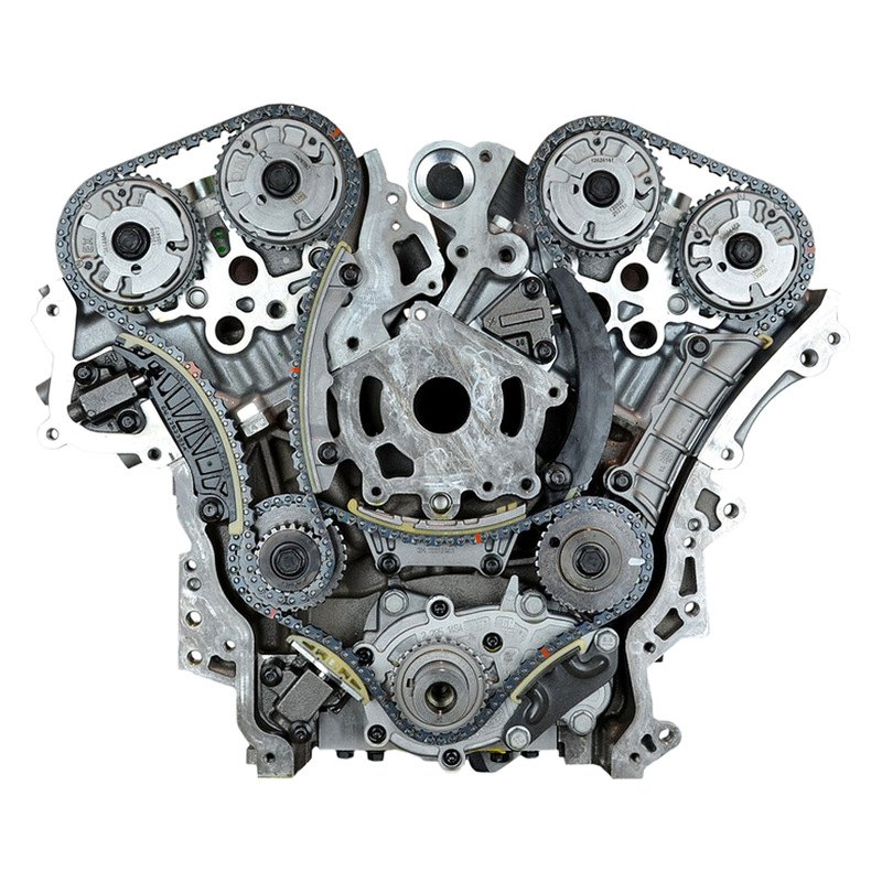 Replacement Engine Parts: Cadillac CTS MFI 2008 Remanufactured Engine