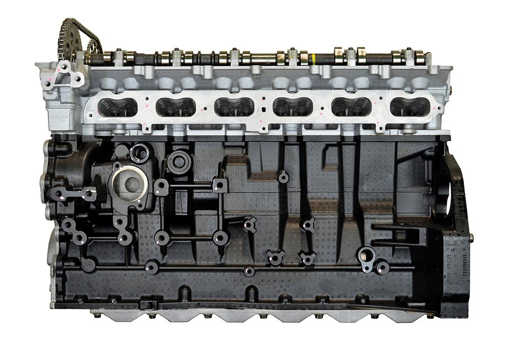 Replace® - Chevy Trailblazer 2006 Remanufactured Engine ...