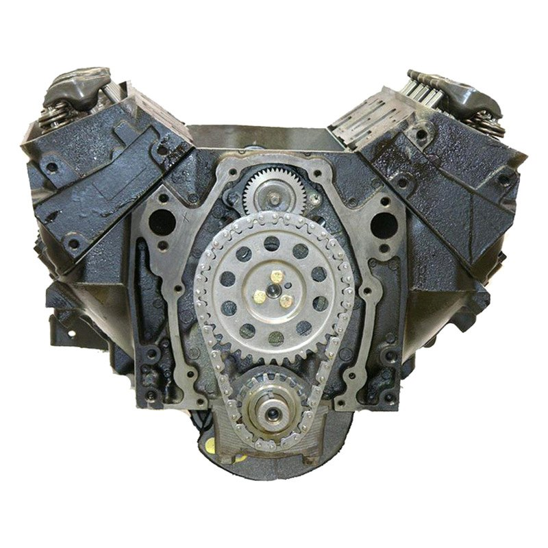 Replace Chevy Silverado 2000 Remanufactured Engine Long