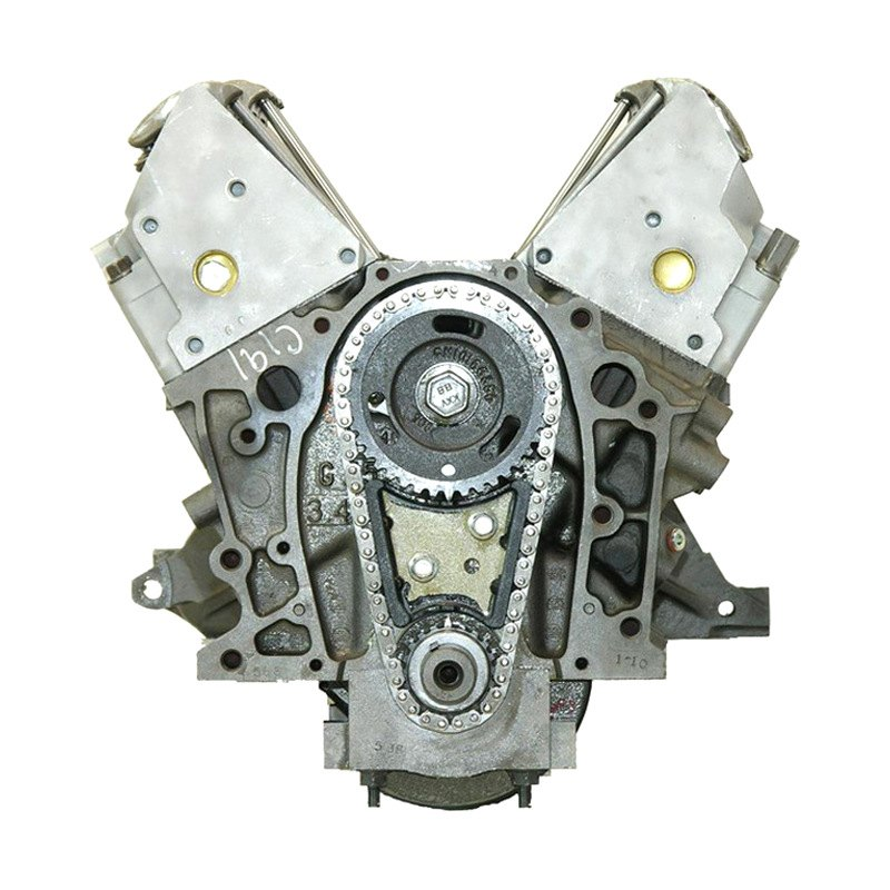 Replacement Engine Parts: Chevy Malibu MFI Crank Cast # 981, 268 2000