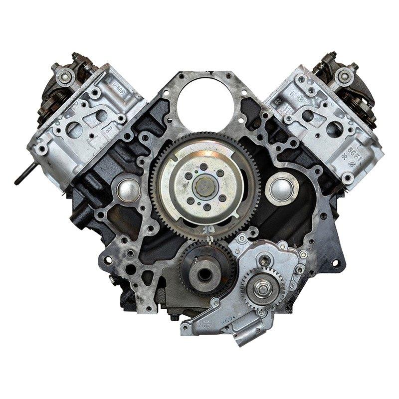 Chevy Silverado 2004 Long Block Engine