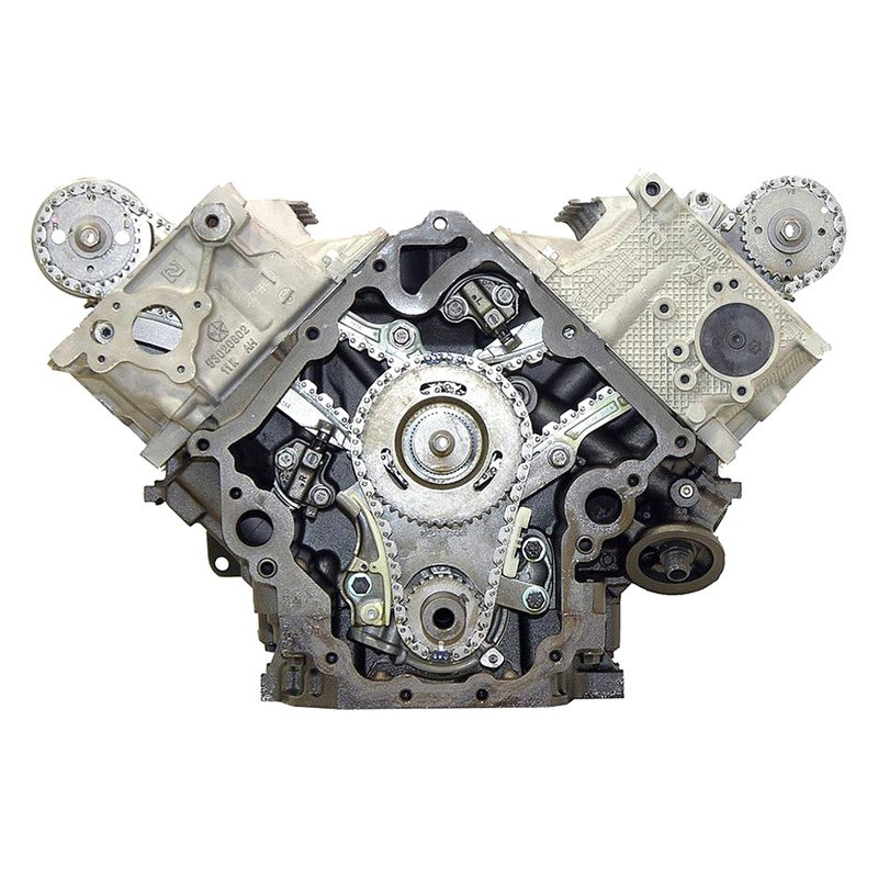 Dodge Dakota 2000 Remanufactured Complete: Dodge Dakota 2002 Remanufactured Long Block Engine